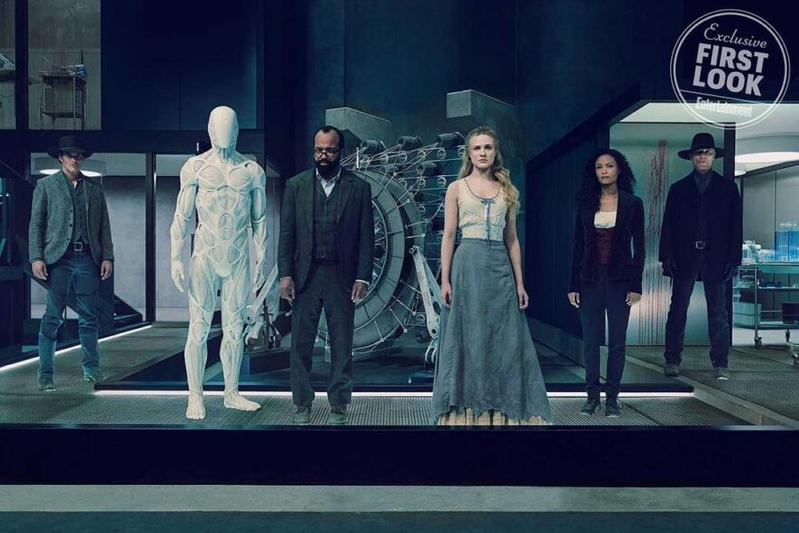 Westworld Entertainment Weekly Pictures