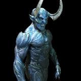 Blue Devil For Swamp Thing