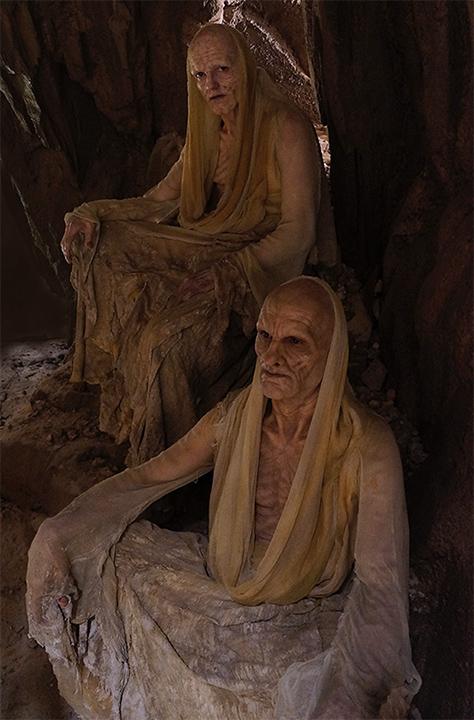 Cave Mystics