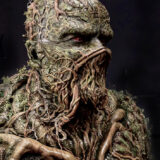 Swamp Thing Without a Mouth