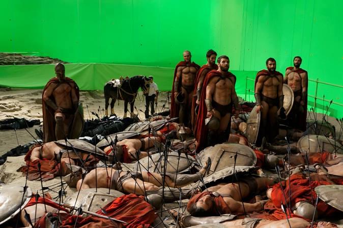 """""""The Fallen"""" Battle Scene"""